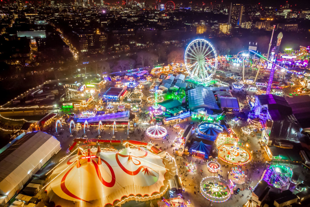 Winter events in London