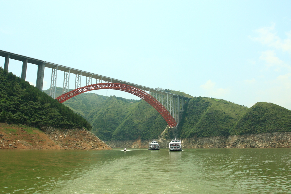 Yangzi River Cruise China