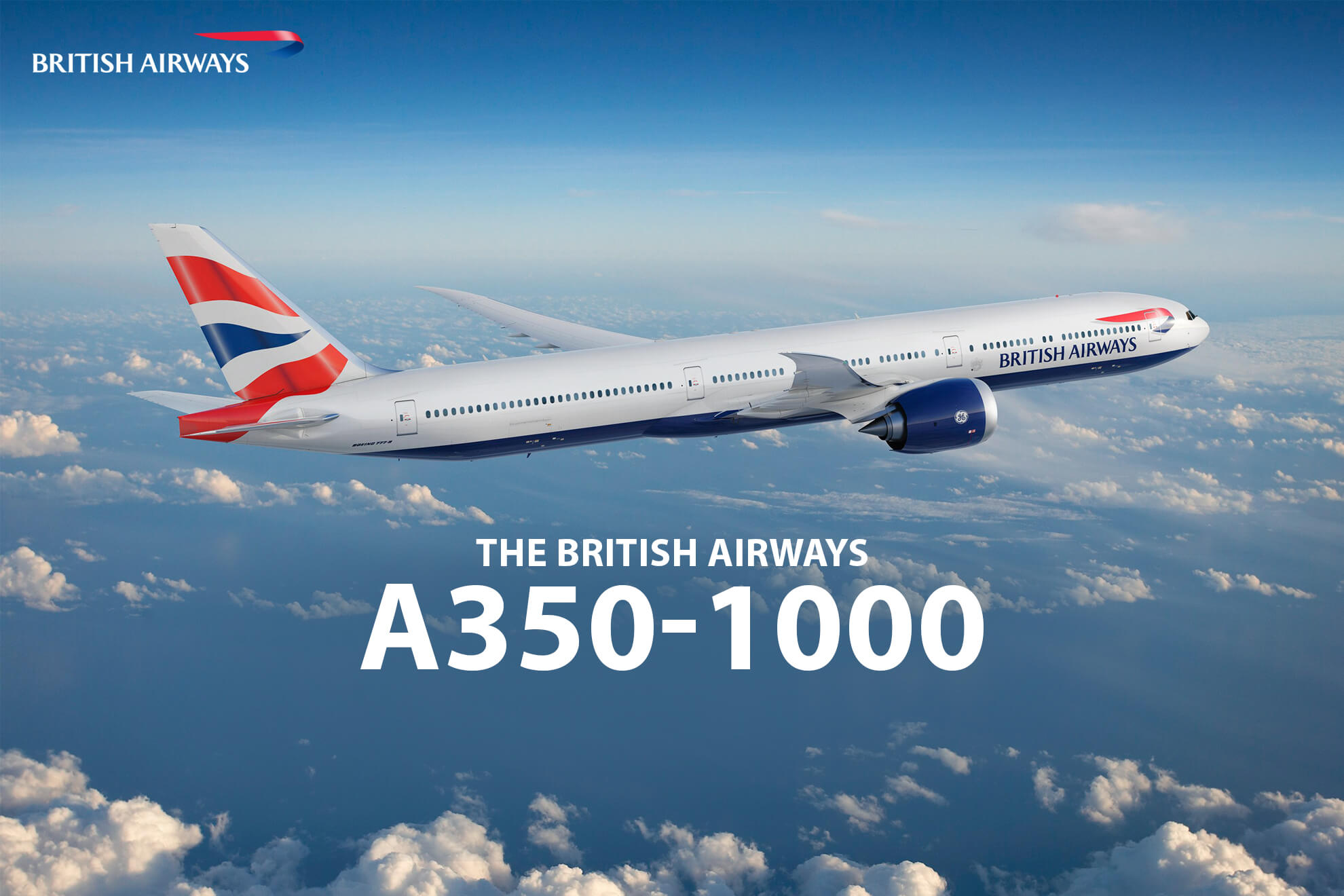 Touch Down! British Airways gets its first A350-1000
