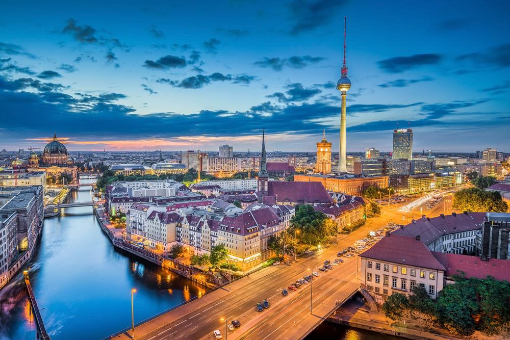 berline skyline
