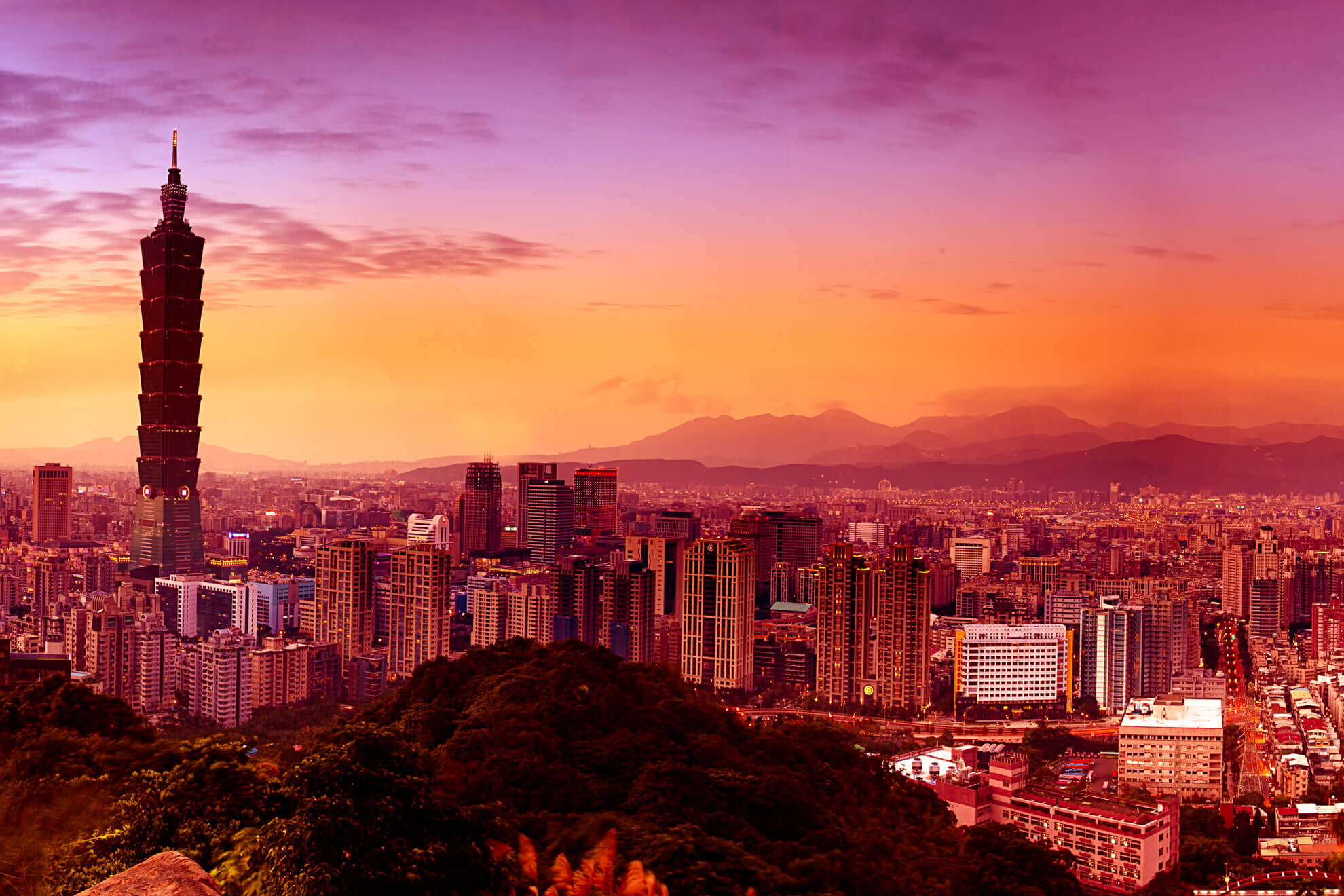 The Fascinating Taipei City: Shop till you drop