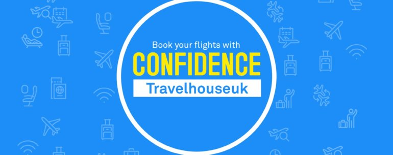Book flight with confidence