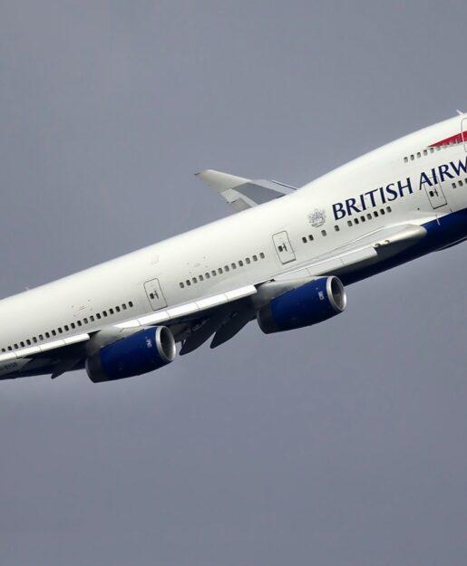British Airways Direct Flight to Lahore