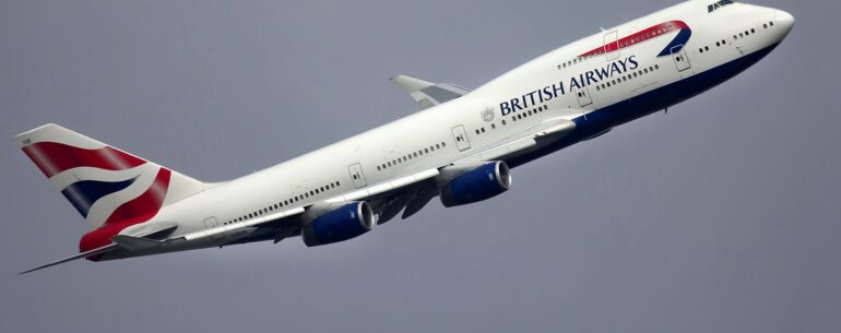 British Airways Direct Flight to Lahore