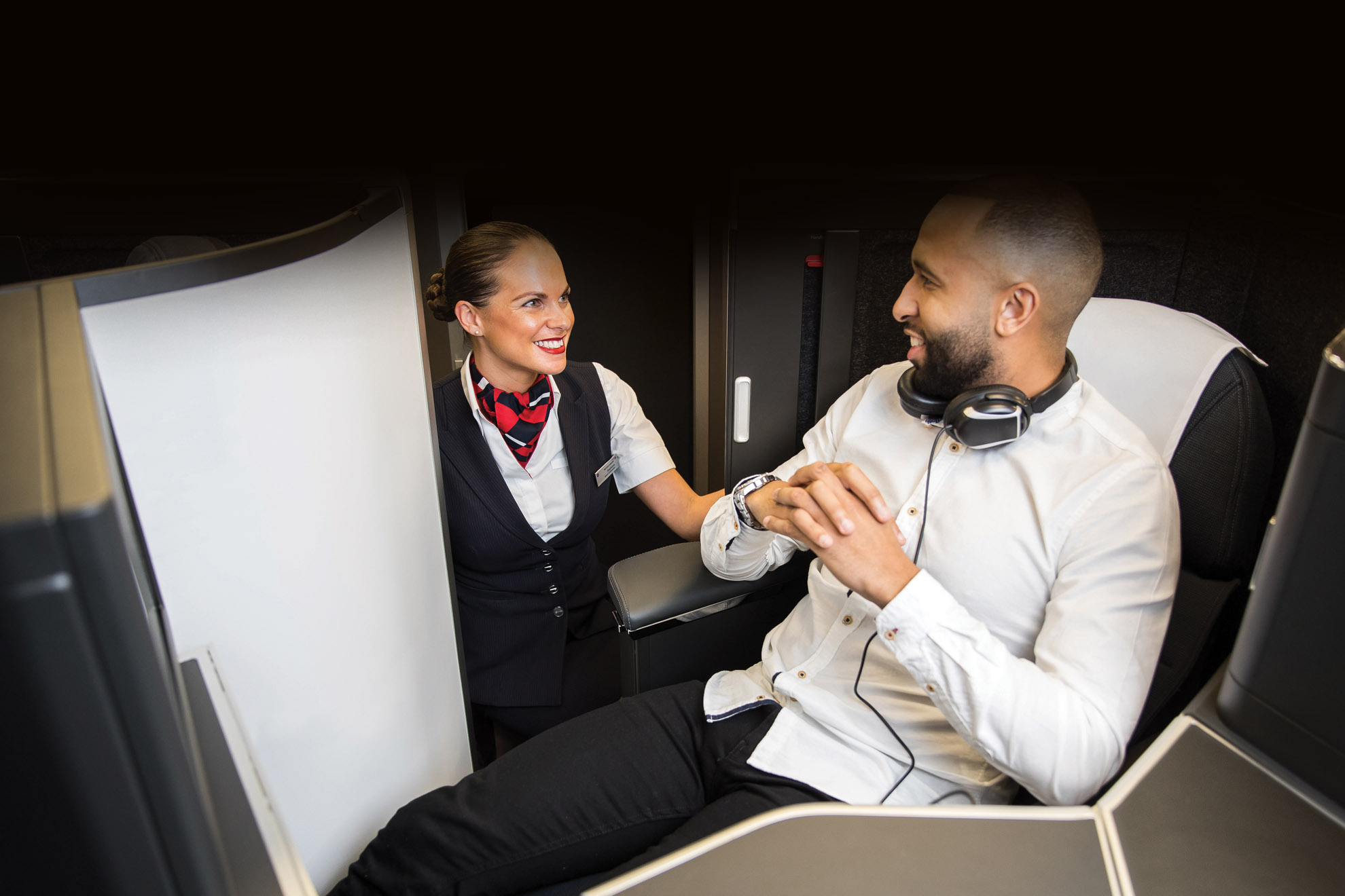 British Airways' Introduces New Business Class Cabins
