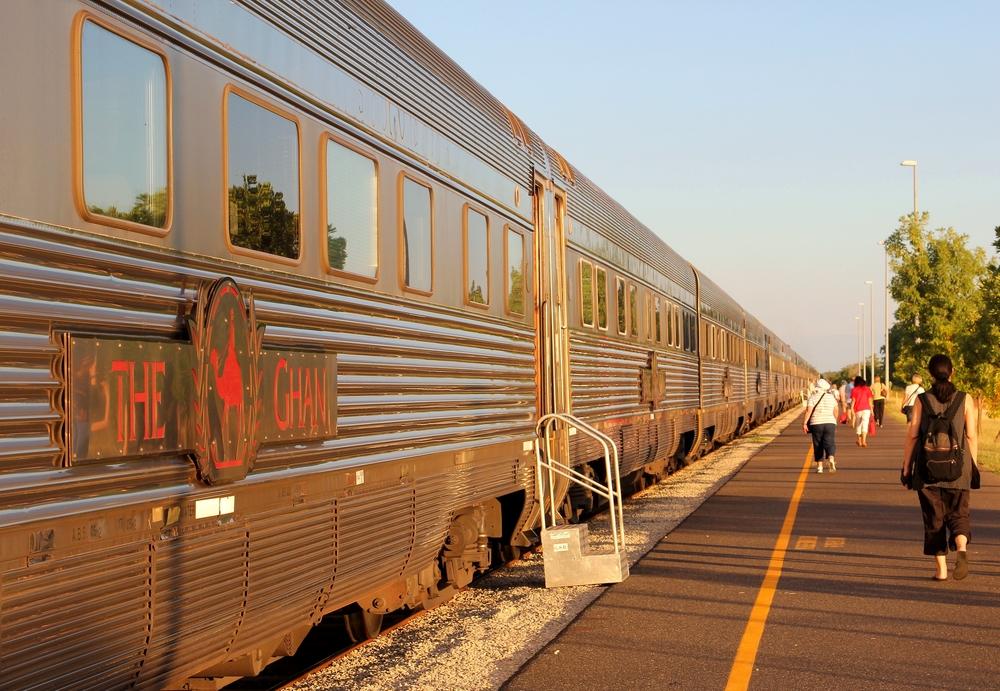 darwin to adelaide ghan train