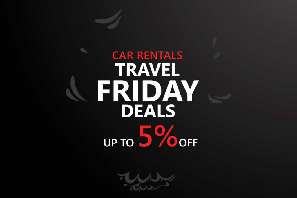 Discounted car rental options