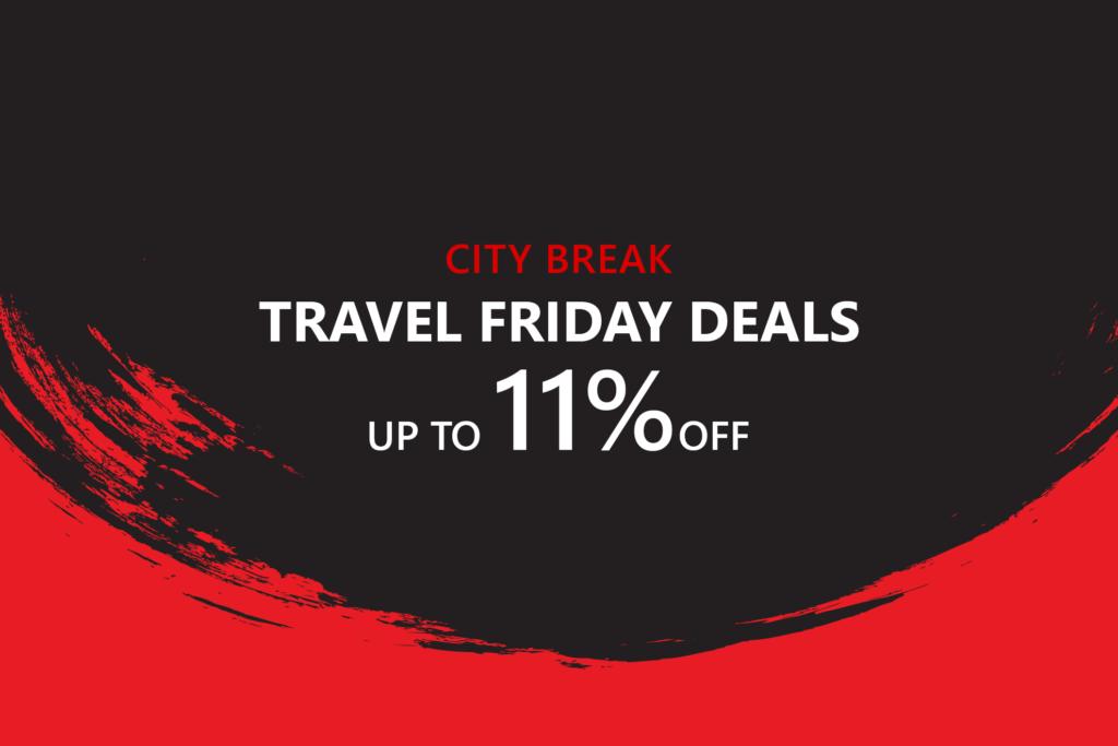 City break offers from uk