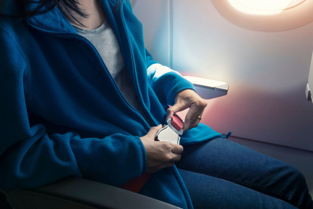 Airplane manners