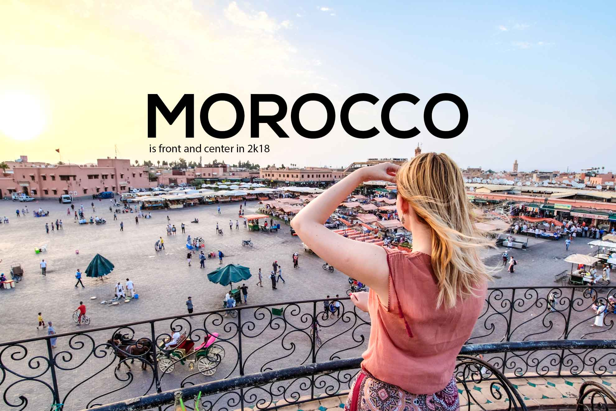 MOROCCO IS FRONT AND CENTRE IN 2K19!