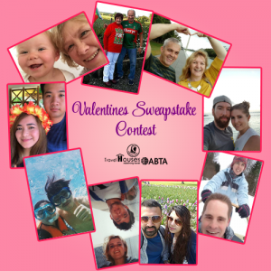 Valentine Travel Selfie Contest 2018