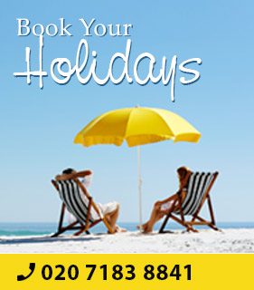 Book Holidays Packages