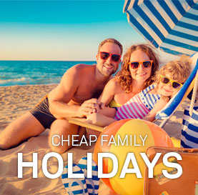 Memorable Holiday packages at cheap rates!