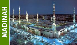 Hotels in Madinah