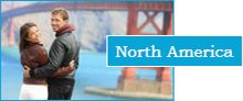 Explore North America through cheap flights by travelhouseuk!