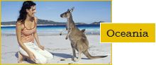 Bargain flight deals for Australia and New Zealand