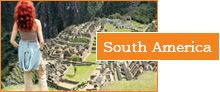 South America travel deals for flights!