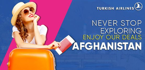 Cheap flights to Afghanistan