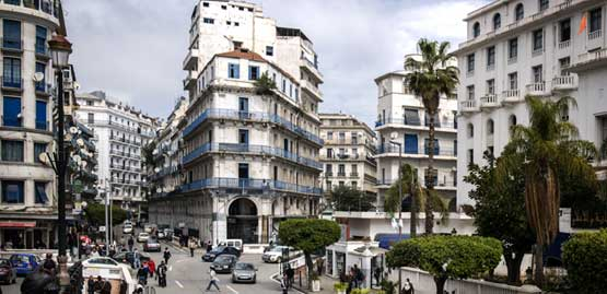 Cheap flights to Algiers