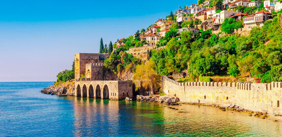 Cheap flights to Antalya