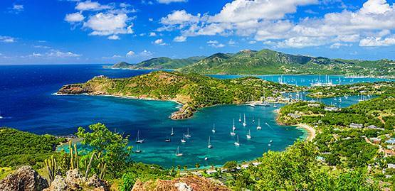 Cheap flights to Antigua and Barbuda