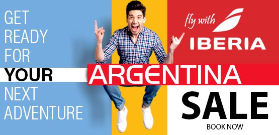 Cheap flights to Argentina