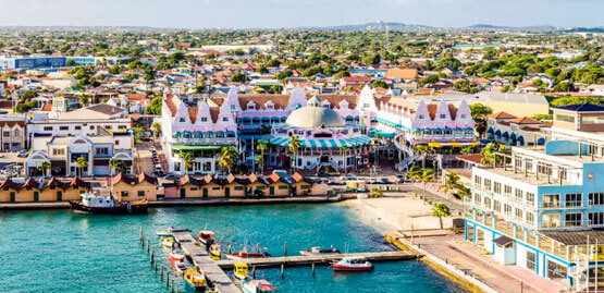 Cheap flights to Aruba