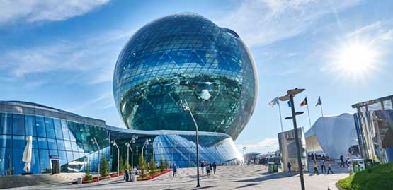 Cheap flights to Astana