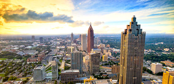 Cheap flights to Atlanta