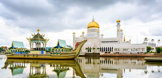 Cheap flights to Bandar Seri Begawan