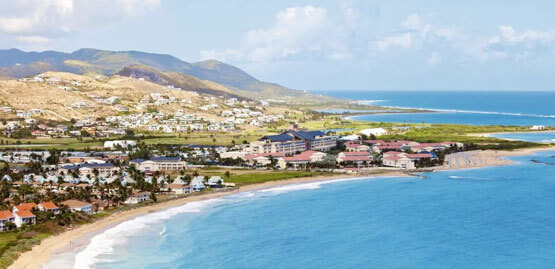 Cheap flights to Basseterre