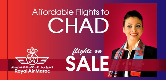 Cheap flights to Chad