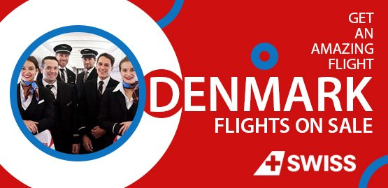 Cheap Flight to Denmark