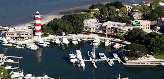 Cheap Flight to Hilton Head Island