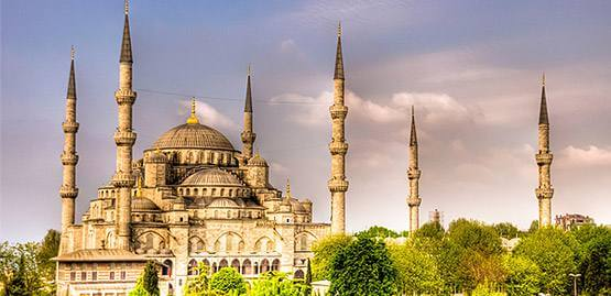 Cheap Flight to Istanbul