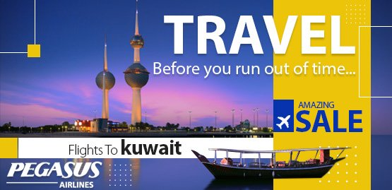 Cheap Flight to Kuwait