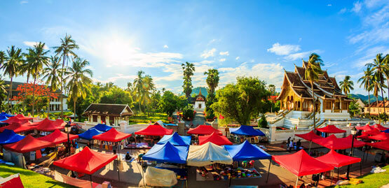 Cheap Flight to Luang Prabang