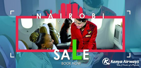Cheap Flight to Nairobi With Turkish Airlines