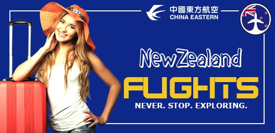 Cheap flights to New Zealand with Air New Zealand