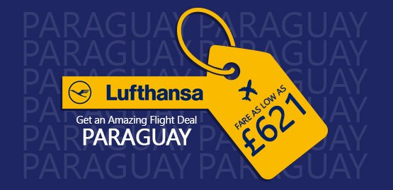 Cheap Flight to Paraguay