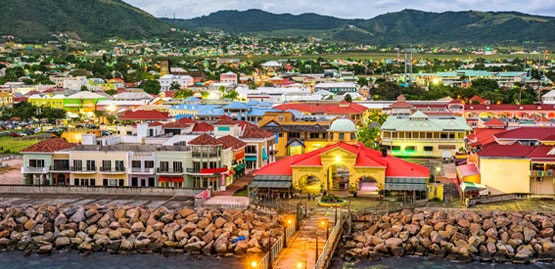 Cheap Flight to Saint Kitts
