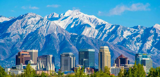 Cheap Flight to Salt Lake City