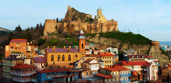 Cheap Flight to Tbilisi