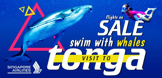 Cheap Flight to Tonga