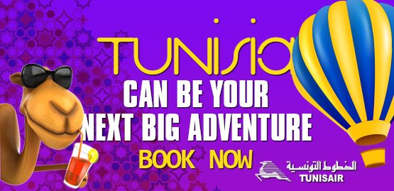 Cheap Flight to Tunisia