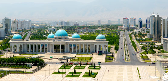 Cheap Flight to Turkmenbashi