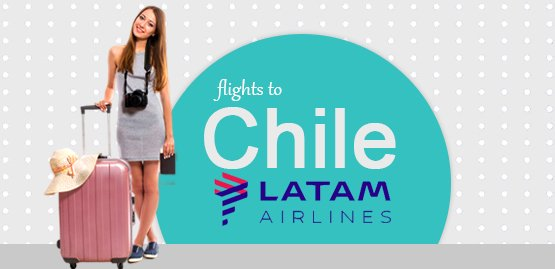 Cheap flights to Chile