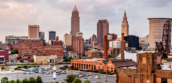 Cheap flights to Cleveland