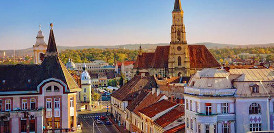 Cheap flights to Cluj