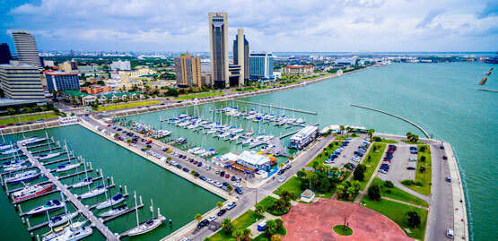 Cheap flights to Corpus Christi
